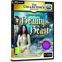Mystery Legends Beauty and the Beast Collector's Edition Game