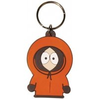 South Park Kenny Rubber Keychain