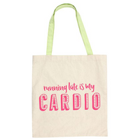 Running Late Canvas Bag