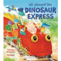 All Aboard the Dinosaur Express