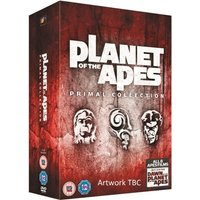 Planet Of The Apes Primal Collection 1-8 DVD