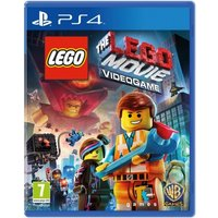 The Lego Movie Videogame PS4 Game