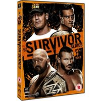 WWE: Survivor Series - 2013 DVD