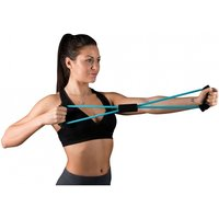 Yoga-Mad Figure Eight Resistance Band Strong