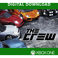 The Crew Game Xbox One Digital Download Game