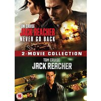 Jack Reacher: 2-Movie Collection DVD