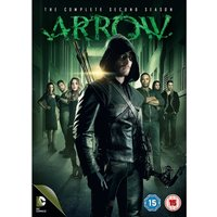 Arrow Season 2 DVD