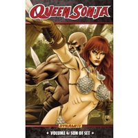 Queen Sonja Volume 4: Son of Set TP