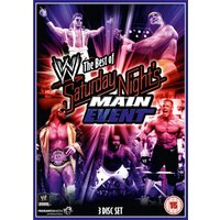 WWE: The Best Of Saturday Night's Main Event DVD