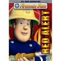 Fireman Sam Red Alert DVD