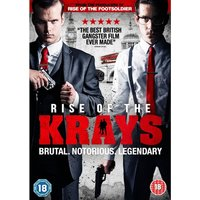 Rise Of The Krays (DVD)