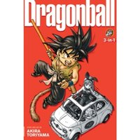 Dragon Ball (3-in-1 Edition), Vol. 1 : Includes vols. 1, 2 & 3 : 1