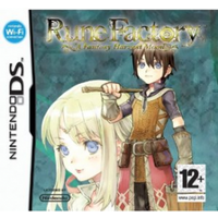 Rune Factory A Fantasy Harvest Moon Game