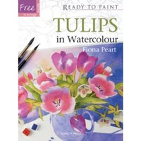 Ready to Paint: Tulips : In Watercolour