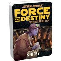 Star Wars: Force and Destiny - Sentry Specialization Deck