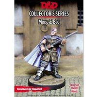 Dungeons & Dragons Collector's Series Classic Miniature Minsc & Boo