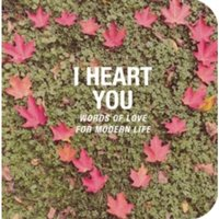 I Heart You : The Perfect Gift for Valentine's Day