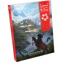 Legend of the Five Rings RPG: Emerald Empire The Essential Guide to Rokugan Board Game