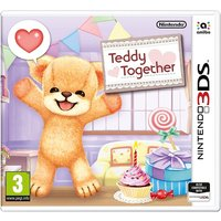 Teddy Together 3DS Game