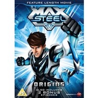 Max Steele: Origins DVD