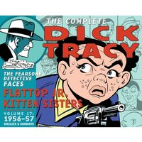 Complete Chester Goulds Dick Tracy Volume 17 Hardcover