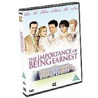 Importance Of Being Earnest DVD