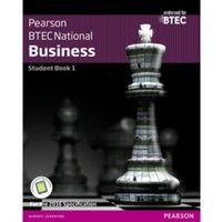 BTEC Nationals Business Student Book 1 + Activebook: For the 2016 specifications by Julie Smith, Helen Coupland-Smith,...