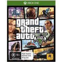 Grand Theft Auto GTA V (Five 5) Xbox One Game (Australian Version)
