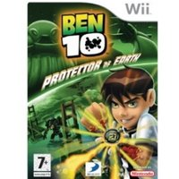 Ex-Display Ben 10 Protector Of Earth Game