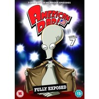 American Dad! Volume 7 DVD