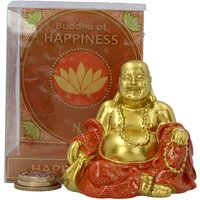 Buddha of Happiness Figure