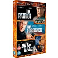 The Foreigner/The Patriot/Out Of Reach DVD