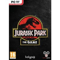 Ex-Display Jurassic Park the Game PC