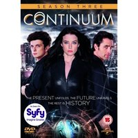 Continuum - Season 3 DVD