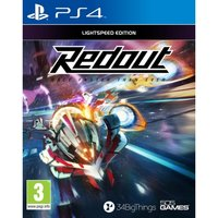 Redout Lightspeed Edition PS4 Game