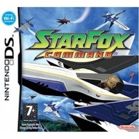 Ex-Display Star Fox Command Game DS Used - Like New