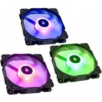 Corsair SP120 RGB LED 120mm High Performance 3 x Fan Pack (Includes Controller)