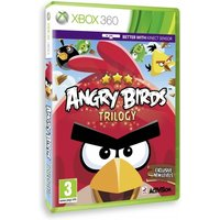 Angry Birds Trilogy (Kinect Compatible) Game