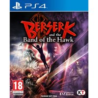Berserk And The Band Of The Hawk PS4 Game