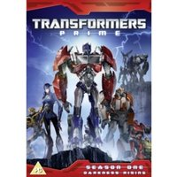 Transformers Prime Season 1 Darkness Rising DVD