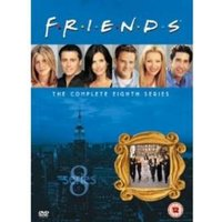 Friends: Complete Season 8 New Edition DVD