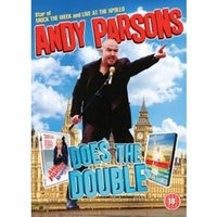 Andy Parsons Does The Double DVD