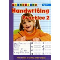 Handwriting Practice : Learn to Join Letter Shapes 2
