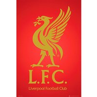 Liverpool Club Crest Poster