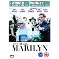 My Week With Marilyn DVD
