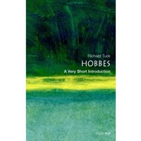 Hobbes: A Very Short Introduction by Richard Tuck (Paperback, 2002)