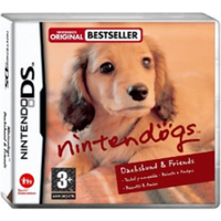 Nintendogs Dachshund & Friends Game