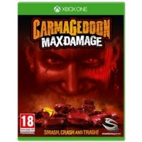 (Pre-Owned) Carmageddon Max Damage Xbox One Game