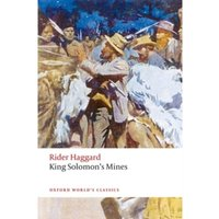 King Solomon's Mines by H. Rider Haggard (Paperback, 2016)