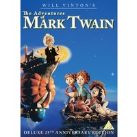 The Adventures of Mark Twain DVD